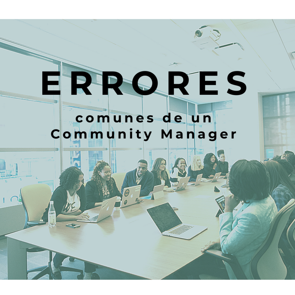 errores-comunes-de-un-Community-Manager