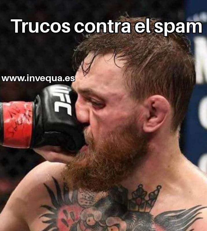 trucos contra el spam