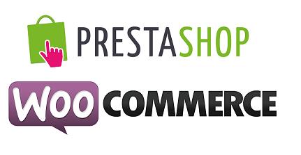 Woocommerce y Prestashop